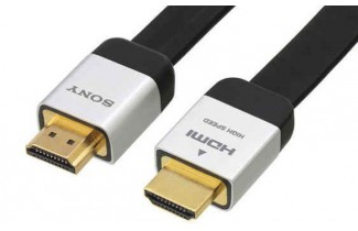Cable HDMI V1.4 SONY 2m