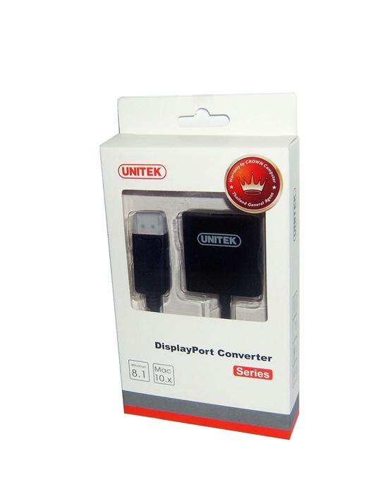 Cáp chuyển đổi Display port to HDMI Unitek Y-5118DA