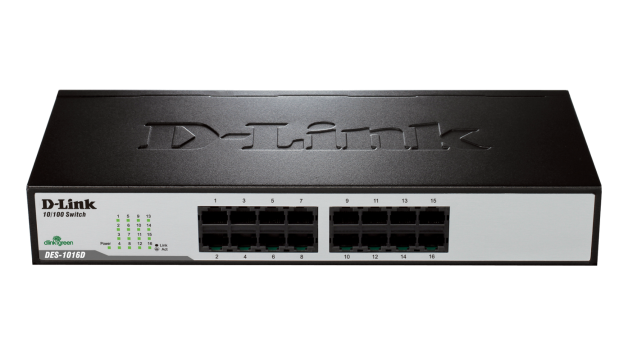 Switch Dlink DES-1016D