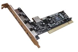 Card PCI to 4 cổng USB